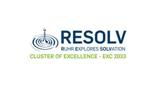 Logo RESOLV – Ruhr Explores Solvation