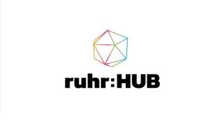 Logo ruhrHUB
