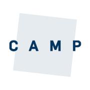 """Icon mit Aufschrift """"Camp"""""""