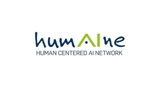 Logo - humaine human centered AI network