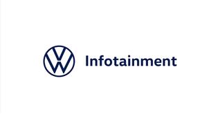 Logo Volkswagen Infotainment